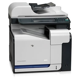 Hewlett Packard HP Color LaserJet CM3530fs Laser-Multifunktionsdrucker (CC520A)